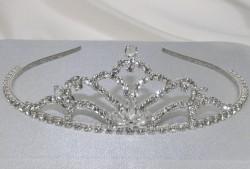 Svatební korunka Silver edb518ee71