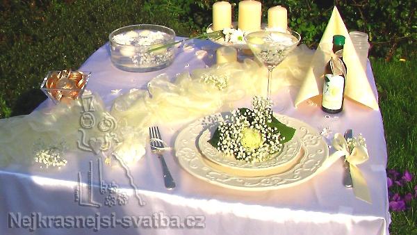 Svatebni Vyzdoba Sety Pro 20 A 40 Hostu Svatebni Vyzdoba Organza